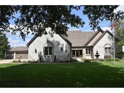 Overland Park Single Family Home For Sale: 10666 W 177th Terrace