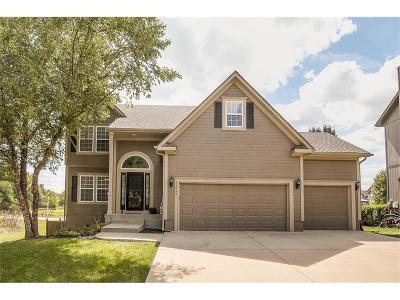 Olathe Single Family Home For Sale: 14549 W 152nd Place