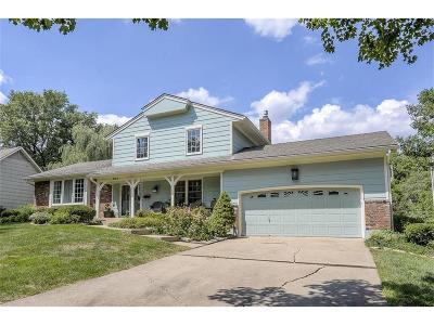Leawood Single Family Home For Sale: 2014 W 81st Terrace