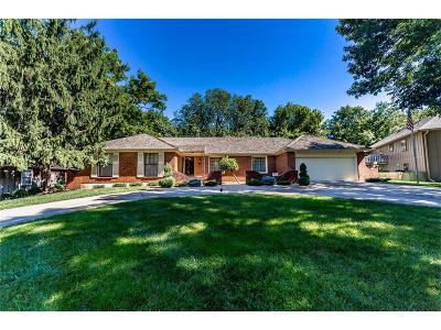 Leawood Single Family Home Show For Backups: 12609 Overbrook Road