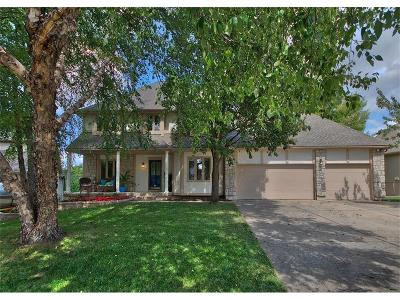 Lee's Summit Single Family Home For Sale: 432 SW Albatross Court