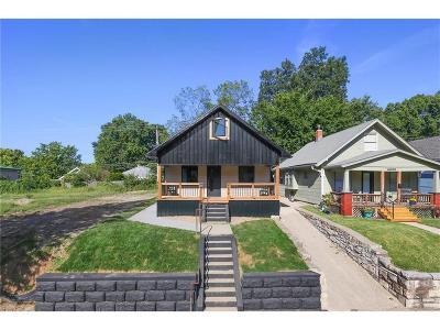 Kansas City Single Family Home For Sale: 4632 Terrace Street