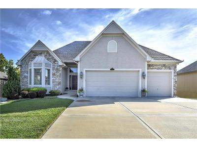 Olathe Single Family Home Show For Backups: 14585 S Inverness Street