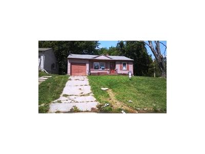 Kansas City MO Single Family Home Auction: $16,200
