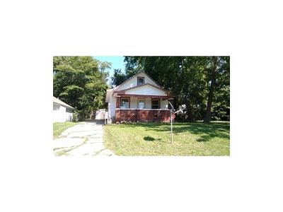 Independence MO Single Family Home Auction: $41,700
