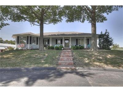Basehor Single Family Home Contingent: 20207 163rd Street