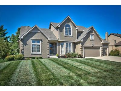 Overland Park Single Family Home Show For Backups: 12838 Richards Street