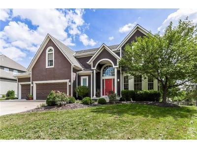 Olathe Single Family Home For Sale: 16271 S Locust Street