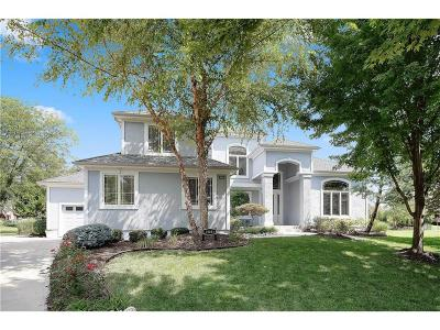 Overland Park Single Family Home For Sale: 14221 Nieman Road