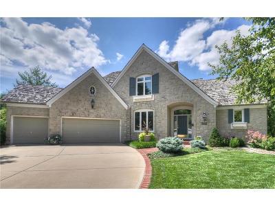 Lenexa Single Family Home For Sale: 20825 W 94th Street