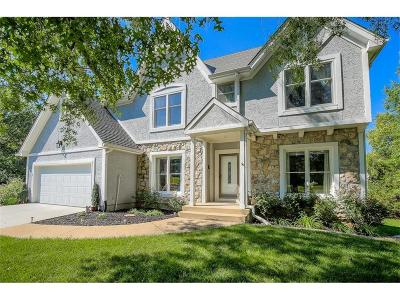 Leawood Single Family Home For Sale: 3200 W 121st Terrace