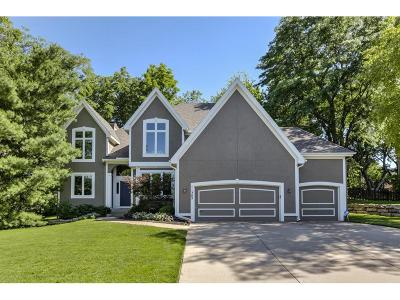 Overland Park Single Family Home For Sale: 11303 W 140th Terrace