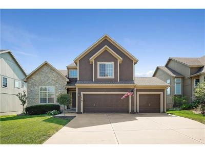 Olathe Single Family Home For Sale: 16687 W 155th Terrace