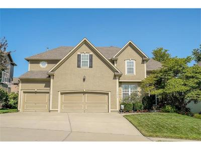 Lenexa Single Family Home For Sale: 21516 W 99th Street