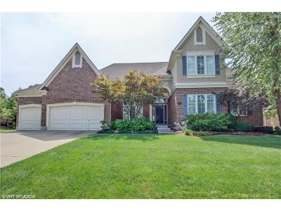 Overland Park Single Family Home Show For Backups: 5611 W 130th Street