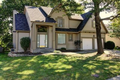 Lee's Summit Single Family Home For Sale: 3509 NW Winding Woods Drive