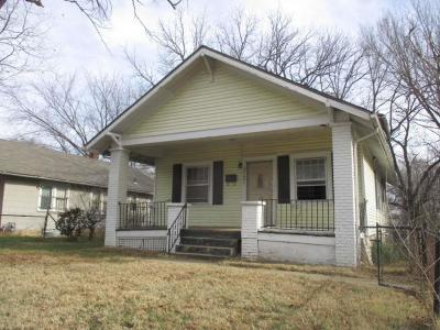 Kansas City MO Single Family Home For Sale: $22,000