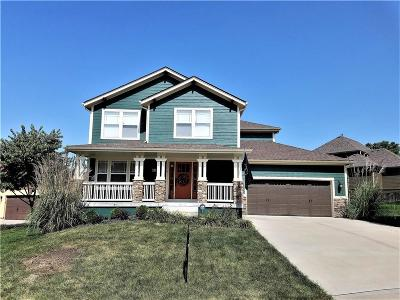 Liberty Single Family Home Show For Backups: 320 Creekwood Drive