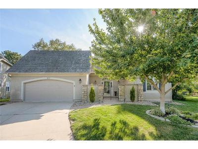 Lee's Summit Single Family Home For Sale: 617 NE Pinehurst Street