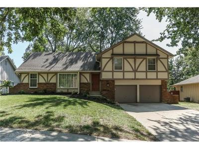 Overland Park Single Family Home For Sale: 8429 W 88th Terrace