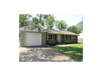 Independence MO Single Family Home For Sale: $75,900