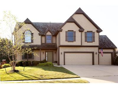 Leawood Single Family Home Show For Backups: 2709 W 137th Place