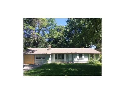 Kansas City MO Single Family Home Auction: $60,500