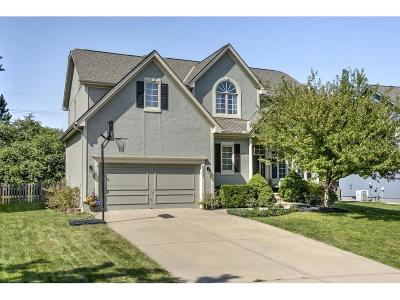 Overland Park Single Family Home Show For Backups: 5433 W 132 Terrace