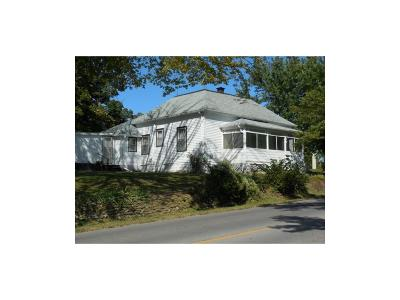 Knob Noster Single Family Home For Sale: 300 W McPherson