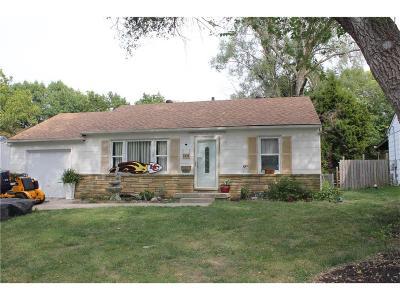 Shawnee Single Family Home For Sale: 6337 Switzer Lane