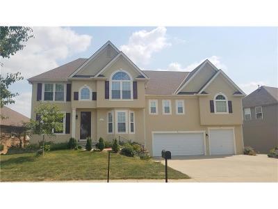 Kearney Single Family Home For Sale: 1705 Stonelake Drive