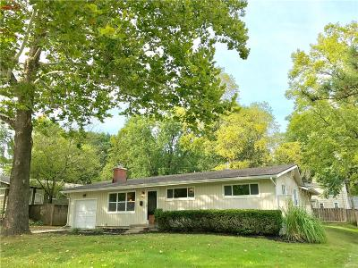 Prairie Village Single Family Home For Sale: 6010 W 76th Place