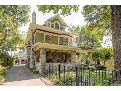 Kansas City Single Family Home For Sale: 5409 Wyandotte Street