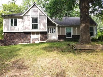 Lenexa Single Family Home For Sale: 12408 W 100th Place