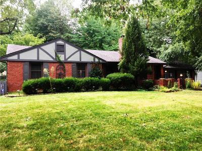 Leawood Single Family Home For Sale: 2007 W 85th Terrace