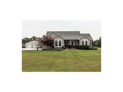 Warrensburg Single Family Home For Sale: 10 NW 730 Road