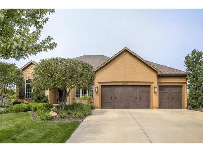 Overland Park Single Family Home For Sale: 16812 Bluejacket Street
