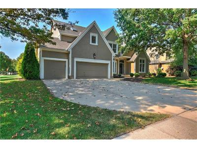 Leawood Single Family Home Show For Backups: 13120 El Monte Street