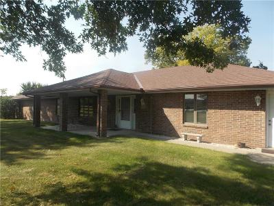 Harrisonville MO Single Family Home For Sale: $235,000