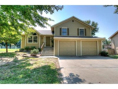 Liberty Single Family Home For Sale: 917 Clay Meadows Court