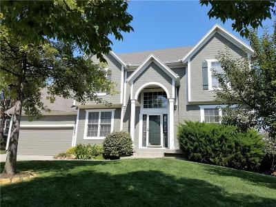 Lenexa Single Family Home For Sale: 21812 W 96th Street