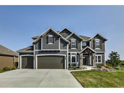 Lenexa Single Family Home Show For Backups: 9855 Belmont Drive