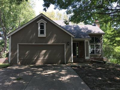 Blue Springs MO Single Family Home For Sale: $123,000
