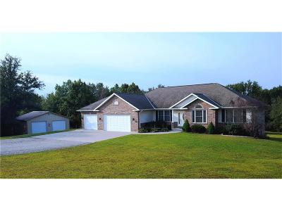 Warrensburg Single Family Home Show For Backups: 650 NW 11 Road