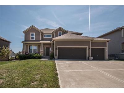 Olathe Single Family Home For Sale: 2289 W Trail Drive