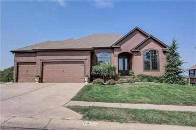 Raymore Single Family Home For Sale: 1312 Creekmoor Drive