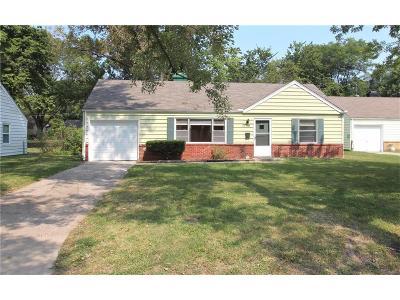 Prairie Village Single Family Home For Sale: 2706 W 79th Street