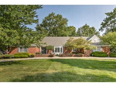 Leawood Single Family Home For Sale: 3518 W 100th Terrace