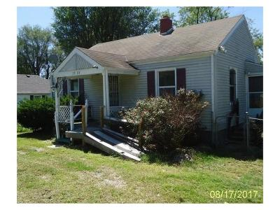 Kansas City MO Single Family Home For Sale: $49,900
