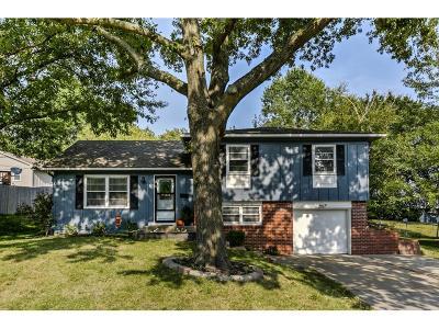 Overland Park Single Family Home For Sale: 9405 Kessler Lane